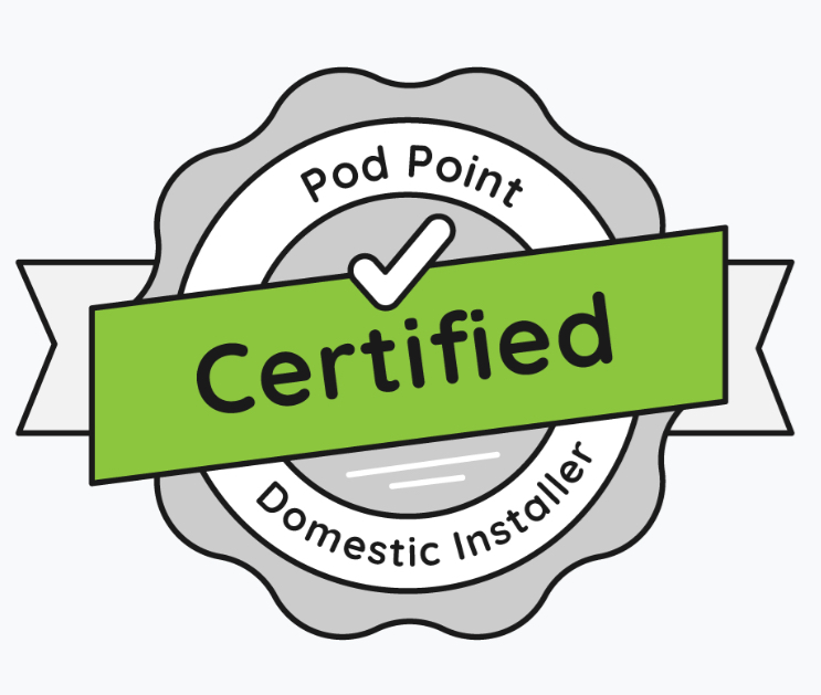 Pod Point Approved Installer